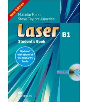Підручник Laser B1 (3rd Edition) Student's Book & eBook Pack