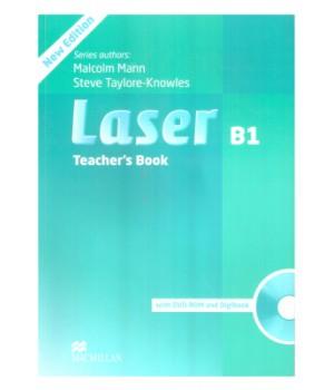 Книга для вчителя Laser B1 (3rd Edition) Teacher's Book & eBook Pack