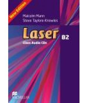Диски Laser B2 (3rd Edition) Class Audio CD (2)