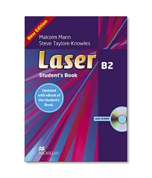 Підручник Laser B2 (3rd Edition) Student's Book & eBook Pack