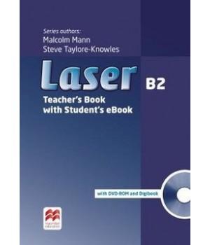 Книга для вчителя Laser B2 (3rd Edition) Teacher's Book & eBook Pack