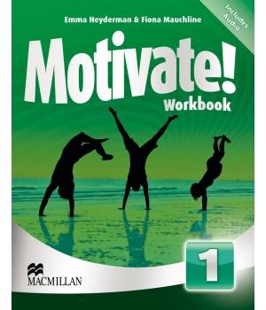 Робочий зошит Motivate! 1 (Beginner) Workbook Pack