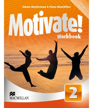 Робочий зошит Motivate! 2 (Elementary) Workbook Pack