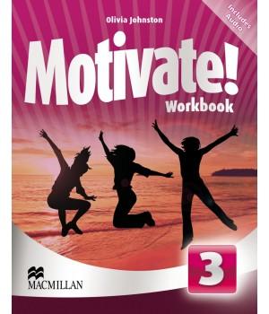 Робочий зошит Motivate! 3 (Elementary) Workbook Pack