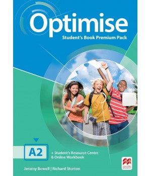 Учебник Optimise A2 Student's Book Premium Pack
