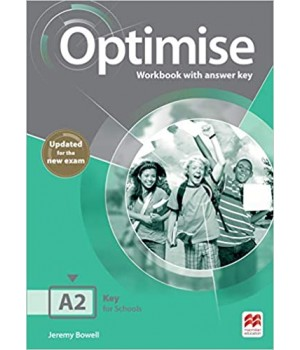 Робочий зошит Optimise A2 Workbook with key