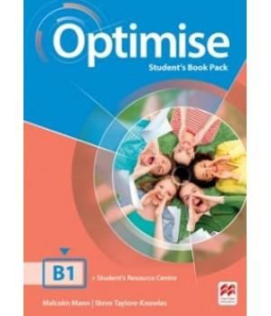 Учебник Optimise B1 Student's Book Pack