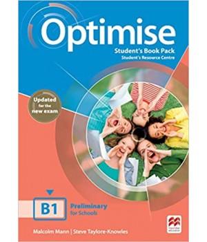Підручник Optimise B1 Student's Book Pack