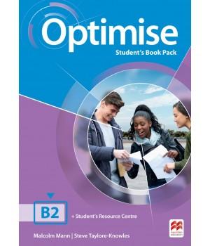 Учебник Optimise B2 Student's Book Pack