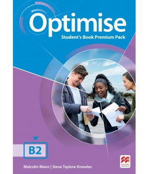 Підручник Optimise B2 Student's Book Premium Pack
