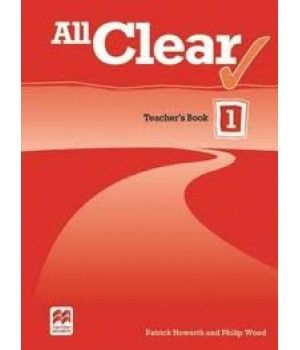 Книга для вчителя All Clear Grade 5 Teacher's Book