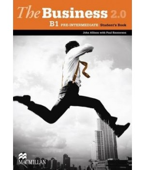 Учебник The Business 2.0 Pre-Intermediate B1 Student's Book + eWorkbook