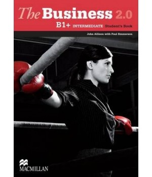 Підручник The Business 2.0 Intermediate B1+ Student's Book