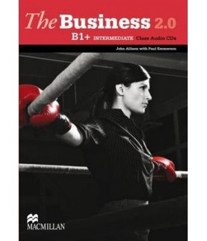 Диски The Business 2.0 Intermediate B1+ Class Audio CD