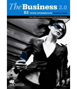 Підручник The Business 2.0 Upper Intermediate B2 Student's Book