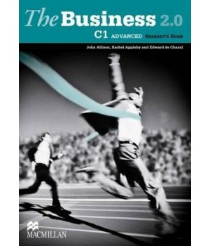 Підручник The Business 2.0 Advanced C1 Student's Book