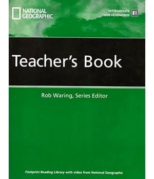 Книга для читання Footprint Reading Library (level B1 — 1600 headwords) Teacher's Book