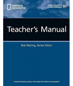 Книга для читання Footprint Reading Library (level B2 — 2200 headwords) Teacher's Book