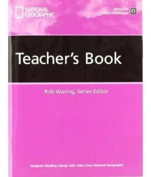 Книга для читання Footprint Reading Library (level C1 — 2600 headwords) Teacher's Book