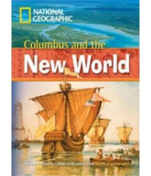 Книга для читання Columbus & New World (level A2 — 800 headwords) Reader with Multi-ROM