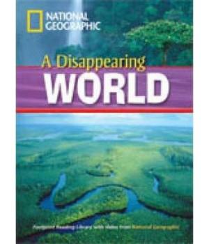 Книга для читання A Disappearing World (level A2 — 1000 headwords) Reader with Multi-ROM