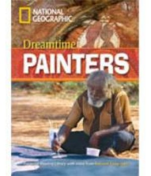 Книга для читання Dreamtime Painters (level A2 — 800 headwords) Reader with Multi-ROM