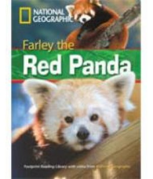 Книга для чтения Farley the Red Panda (level A2 — 1000 headwords) Reader with Multi-ROM