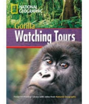 Книга для читання Gorilla Watching Tours (level A2 — 1000 headwords) Reader with Multi-ROM