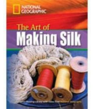Книга для читання Art of Making Silk (level B1 — 1600 headwords) Reader with Multi-ROM