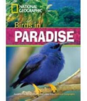 Книга для читання Birds in Paradise (level B1 — 1300 headwords) Reader with Multi-ROM