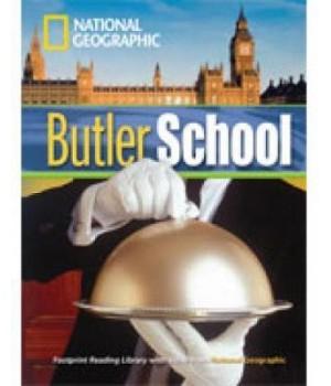 Книга для читання Butler School (level B1 — 1300 headwords) Reader with Multi-ROM