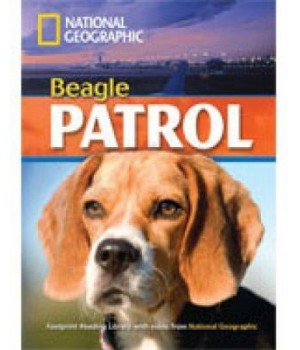 Книга для читання Beagle Patrol (level B2 — 1900 headwords) Reader with Multi-ROM