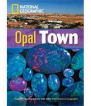 Книга для читання Opal Town (level B2 — 1900 headwords) Reader with Multi-ROM