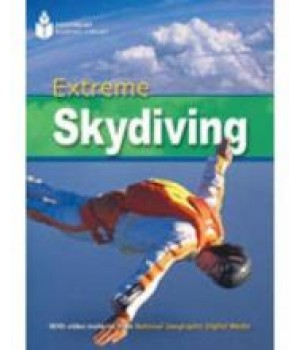 Книга для читання Extreme Skydiving (level B2 — 2200 headwords) Reader with Multi-ROM