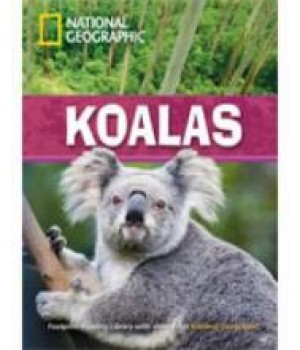 Книга для читання Koalas Saved! (level C1 — 2600 headwords) Reader with Multi-ROM