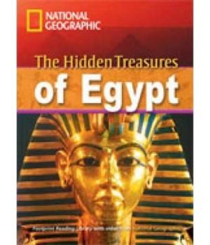 Книга для читання Hidden Treasures of Egypt (level C1 — 2600 headwords) Reader with Multi-ROM