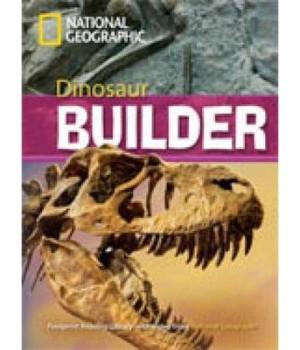 Книга для читання Dinasaur Builder (level C1 — 2600 headwords) Reader with Multi-ROM
