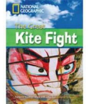 Книга для читання Great Kite Fight (level B2 — 2200 headwords) Reader with Multi-ROM