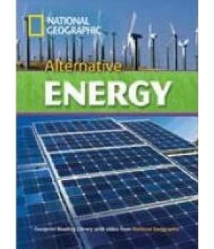 Книга для читання Alternative Energy (level C1 — 3000 headwords) Reader with Multi-ROM
