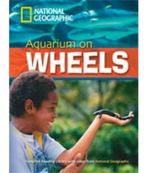 Книга для читання Aquarium on Wheels (level B2 — 2200 headwords) Reader with Multi-ROM