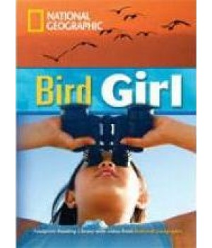 Книга для читання Bird Girl (level B2 — 1900 headwords) Reader with Multi-ROM