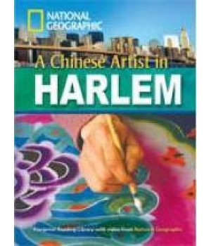Книга для читання A Chinese Artist in Harlem (level B2 — 2200 headwords) Reader with Multi-ROM