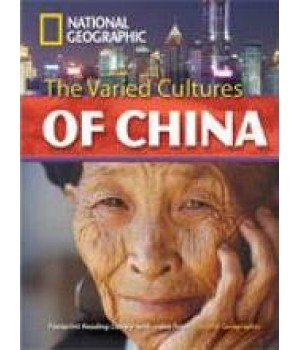 Книга для читання Varied Cultures of China (level C1 — 3000 headwords) Reader with Multi-ROM