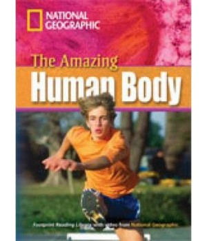 Книга для читання Human Body (level C1 — 2600 headwords) Reader with Multi-ROM