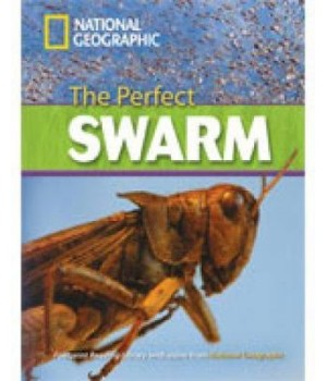 Книга для читання Perfect Swarm (level C1 — 3000 headwords) Reader with Multi-ROM