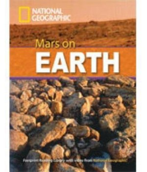 Книга для читання Mars on Earth (level C1 — 3000 headwords) Reader with Multi-ROM