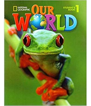 Підручник Our World 1 Student's Book with CD-ROM