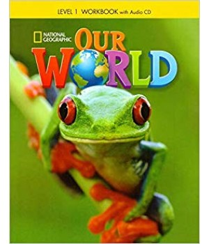 Робочий зошит Our World 1 Workbook with Audio CD