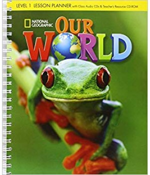 Диск Our World 1 Lesson Planner + Audio CD + Teacher's Resource CD-ROM