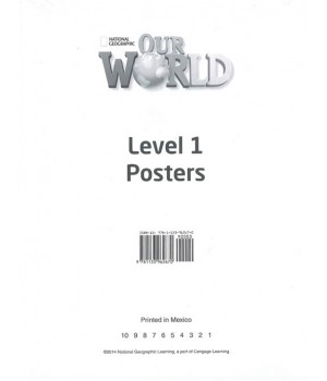 Плакати Our World 1 Poster Set